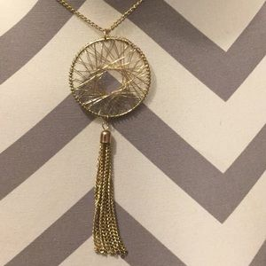 Forever 21 necklace.
